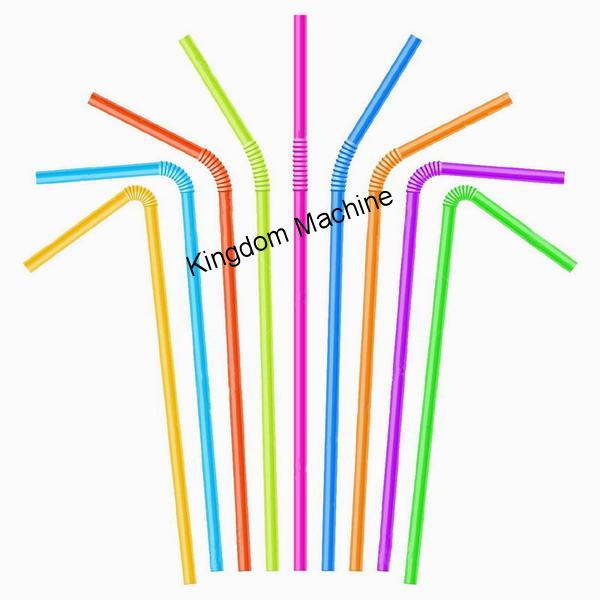 Popotes Flexibles de Plastico